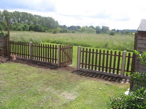 KM Fencing Kidderminster: Services, Fence Installation